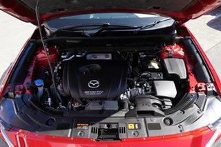 2017 Mazda CX-5 KE1072 Maxx SKYACTIV-Drive FWD Sport Red 6 Speed Sports Automatic Wagon