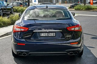 2015 Maserati Ghibli M157 MY15 Blue 8 Speed Sports Automatic Sedan.
