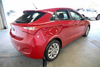 2013 Hyundai i30 GD Active Red 6 Speed Sports Automatic Hatchback
