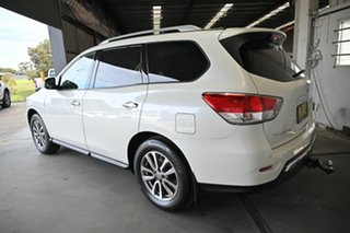 2016 Nissan Pathfinder R52 MY15 ST X-tronic 2WD Ivory Pearl 1 Speed Constant Variable Wagon