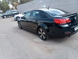 2015 Holden Commodore VF MY15 SV6 Storm Green 6 Speed Sports Automatic Sedan