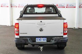 2014 Holden Colorado RG MY14 LX (4x4) 6 Speed Automatic Crew Cab Pickup