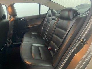 2010 Ford Falcon FG G6 50th Anniversary Brown 6 Speed Automatic Sedan