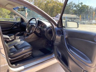 2007 Holden Commodore VZ SVZ Silver 5 Speed Automatic Utility