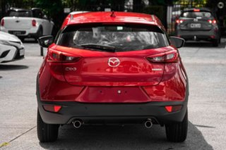 2021 Mazda CX-3 DK2W7A Maxx SKYACTIV-Drive FWD Sport LE Red 6 Speed Sports Automatic Wagon.