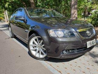 2012 Holden Calais VE II MY12 V Black 6 Speed Sports Automatic Sedan.