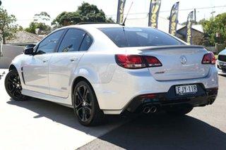 2015 Holden Commodore VF MY15 SS V Redline Silver 6 Speed Sports Automatic Sedan.