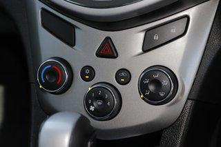 2017 Holden Barina TM MY18 LS Black 6 Speed Automatic Hatchback