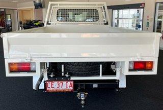 2020 Toyota Landcruiser VDJ79R GXL White 5 Speed Manual Cab Chassis
