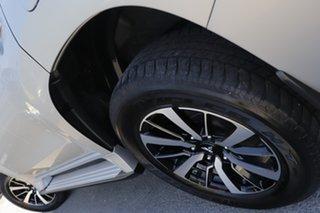 2017 Mitsubishi Pajero Sport QE MY17 GLS Sterling Silver 8 Speed Sports Automatic Wagon