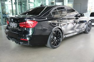 2016 BMW M3 F80 LCI Competition M-DCT Black 7 Speed Auto Sportshift Sedan