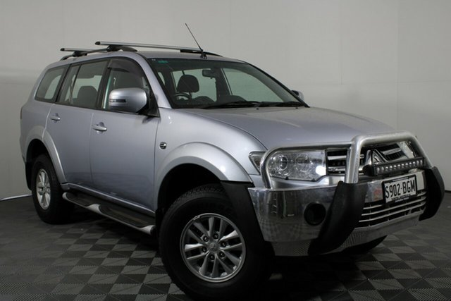 Used Mitsubishi Challenger PC (KH) MY14 Wayville, 2014 Mitsubishi Challenger PC (KH) MY14 Cool Silver 5 Speed Sports Automatic Wagon