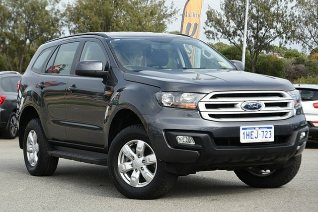 Used Ford Everest UA 2018.00MY Ambiente Clarkson, 2018 Ford Everest UA 2018.00MY Ambiente Grey 6 Speed Sports Automatic SUV
