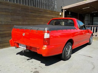 2007 Holden Ute VZ MY06 Red 4 Speed Automatic Utility