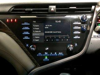 2019 Toyota Camry AXVH71R SL Black 6 Speed Constant Variable Sedan Hybrid