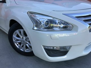 2015 Nissan Altima L33 ST X-tronic White 1 Speed Constant Variable Sedan