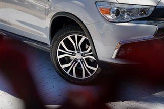 2016 Mitsubishi ASX XC MY17 LS Starlight Black 6 Speed Sports Automatic Wagon.