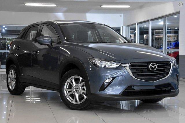 New Mazda CX-3 DK2W7A Maxx SKYACTIV-Drive FWD Sport East Maitland, 2020 Mazda CX-3 DK2W7A Maxx SKYACTIV-Drive FWD Sport Grey 6 Speed Sports Automatic Wagon