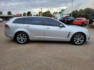 2013 Holden Calais VF MY14 Sportwagon Silver 6 Speed Sports Automatic Wagon.