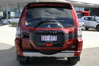2015 Mitsubishi Pajero NX MY15 Exceed Terra Rossa 5 Speed Sports Automatic Wagon