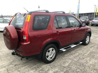 2004 Honda CR-V RD MY2004 4WD Red 4 Speed Automatic Wagon.