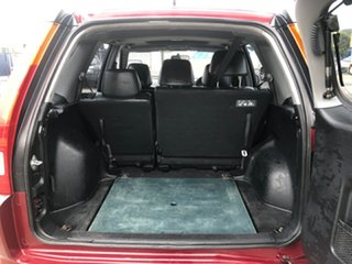 2004 Honda CR-V RD MY2004 4WD Red 4 Speed Automatic Wagon