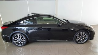 2017 Lexus RC GSC10R RC350 F Sport Black 8 Speed Sports Automatic Coupe