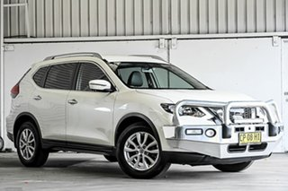 2017 Nissan X-Trail T32 Series II ST-L X-tronic 4WD Ivory Pearl 7 Speed Constant Variable Wagon.