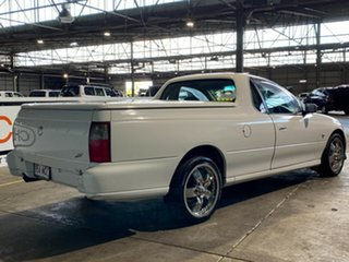 2003 Holden Ute VY S White 4 Speed Automatic Utility