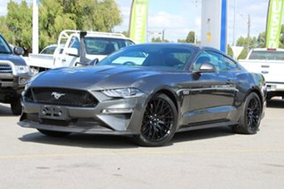 2019 Ford Mustang FN 2020MY GT Grey 10 Speed Sports Automatic Fastback.