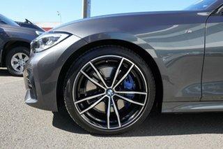2020 BMW 330i F30 LCI M Sport Mineral Grey 8 Speed Auto Steptronic Sport Sedan.