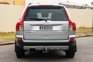 2007 Volvo XC90 P28 MY07 D5 Silver 6 Speed Sports Automatic Wagon