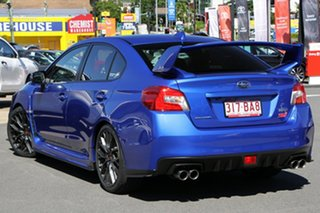 2018 Subaru WRX V1 MY19 STI AWD WR Blue Mica 6 Speed Manual Sedan