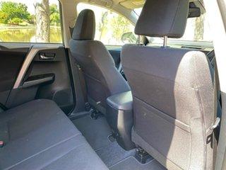 2017 Toyota RAV4 ASA44R GXL AWD Black 6 Speed Sports Automatic Wagon
