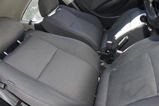 2009 Holden Barina TK Black 5 Speed Manual Hatchback