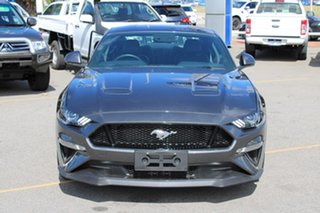 2019 Ford Mustang FN 2020MY GT Grey 10 Speed Sports Automatic Fastback