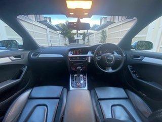 2010 Audi A4 B8 8K MY11 Multitronic Grey 8 Speed Constant Variable Sedan