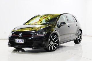 2015 Volkswagen Golf VII MY15 GTI DSG Performance Black 6 Speed Sports Automatic Dual Clutch.