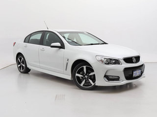 2017 Holden Commodore VF II MY17 SV6 White 6 Speed Automatic Sedan