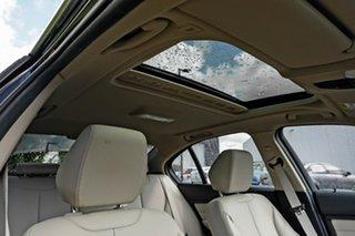 2015 BMW 3 Series F30 MY1114 320i Luxury Line Blue 8 Speed Sports Automatic Sedan