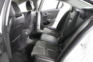 2015 Holden Commodore VF II SV6 White 6 Speed Automatic Sedan
