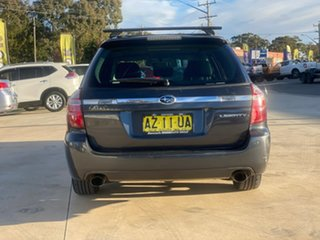 2009 Subaru Liberty 2.5I Grey Constant Variable Wagon
