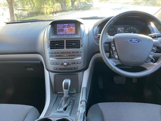2014 Ford Territory SZ TX White Sports Automatic SUV