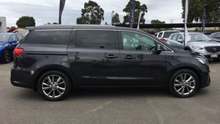 2018 Kia Carnival YP MY18 Platinum Grey 6 Speed Sports Automatic Wagon