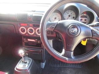 2002 Toyota MR2 ZZW30R Spyder Silver 5 Speed Seq Manual Auto-Clutch Convertible