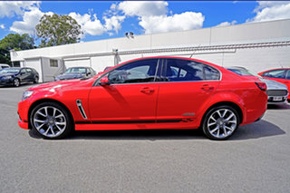 2015 Holden Commodore VF MY15 SS V Red 6 Speed Manual Sedan
