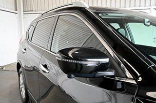 2018 Nissan X-Trail T32 Series II ST-L X-tronic 4WD Black 7 Speed Constant Variable Wagon.
