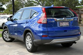 2017 Honda CR-V RM Series II MY17 VTi Blue 5 Speed Automatic Wagon