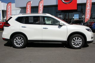 2020 Nissan X-Trail T32 Series III MY20 Ti X-tronic 4WD Ivory Pearl 7 Speed Constant Variable Wagon