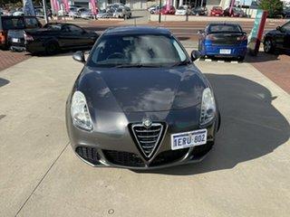 2014 Alfa Romeo Giulietta Series 0 MY13 Progression TCT JTD-M Grey 6 Speed.